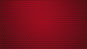 Red grid vector background Stock Image