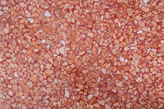 Red grit background. Flat floor red grit background beautiful pattern Royalty Free Stock Image