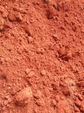 Red ground Stock Photography