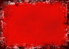 Red grunge Stock Photos