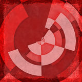 Red grunge background. Abstract Stock Images