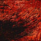 Red grunge background Stock Image