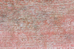 Red grunge background with space for text or image Stock Photography
