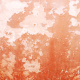 Red grunge cement wall background. Grunge cement wall background style Stock Image