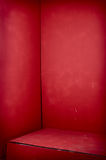 Red grunge corner | Background Stock Image