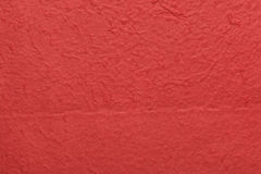 Red and grunge paper background Stock Images