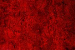 Red grunge wall surface, background stock photos