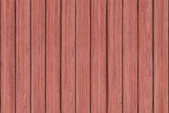 Red grunge wood pattern texture background, wooden planks. Royalty Free Stock Image