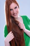 Red hair Royalty Free Stock Photos
