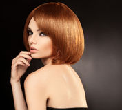 Red Hair. High quality image. royalty free stock photo