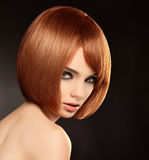 Red Hair. High quality image. Royalty Free Stock Images