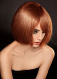 Red Hair. High quality image. Stock Photo