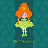 Red hair Royalty Free Stock Images