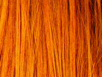 Red Hair Texture Macro Stock Photos