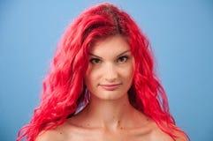 Red hair Stock Photos