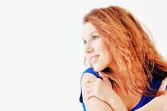 Red-haired Stock Images