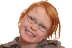 Free Red Haired Girl Stock Image - 17350141