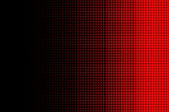 Red Halftone Abstract Background Stock Photos