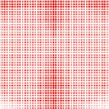 Red Halftone Background Royalty Free Stock Photos