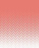 Red halftone background Royalty Free Stock Photography