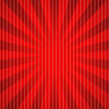 Red halftone with shine effect background Royalty Free Stock Photos