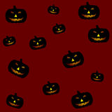 Red Halloween Tile Stock Images