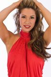 Red halter Stock Image