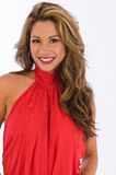 Red halter Stock Photography