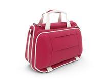 Red handbag Royalty Free Stock Photography