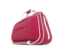 Red handbag Royalty Free Stock Photo