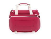 Red handbag Stock Images