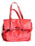Red handbags Royalty Free Stock Photos
