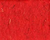Red handmade paper Stock Photos