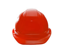 Red Hard Hat Royalty Free Stock Photography