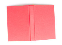 Red hardcover book Stock Photos