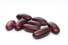 Red haricot beans Stock Photography