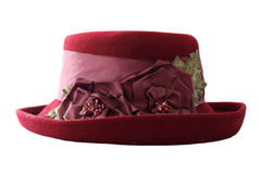 Red hat Royalty Free Stock Photos