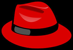 Red Hat, Fedora, Fashion, Style Stock Image