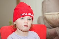 Red Hat - Polska Stock Images