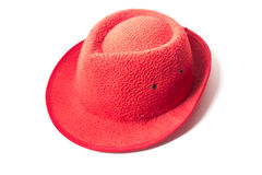 Red hat Royalty Free Stock Photography