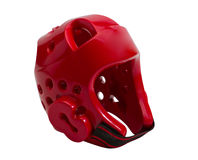 Free Red Head Guard Stock Image - 23733331