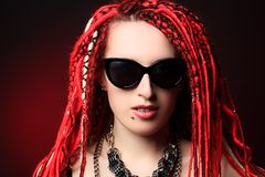 Red head Stock Images