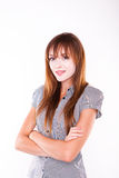 Red Headed Teenage Girl Royalty Free Stock Photos