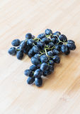 Red healthy Grape fruits Stock Photo
