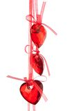 A red heart Stock Photography