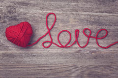 Free Red Heart Stock Photo - 47347720