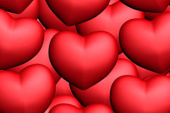 Free Red Heart Stock Images - 7810964