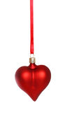Red Heart Ornament Royalty Free Stock Images