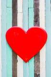 Red heart symbols Stock Image