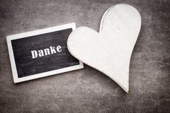 Red heart. Royalty Free Stock Images